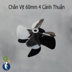 Chân Vịt 60mm 4 Cánh Thuận