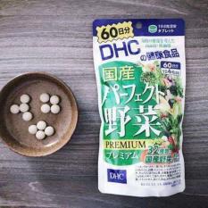 Viên Uống DHC Rau Củ Quả 60 Ngày Nhật Bản