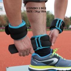 Tạ chân 4KG/3KG/2KG/1KG/0,6KG/Đôi | tạ đeo chân 4KG/3KG/2KG/1KG/0,6KG/Đôi | tạ đeo tay chân 4kg | tạ đeo chân tay IANBITE thế hệ 3.0 – Chất liệu bi thép ko gỉ + vải thun thấm hút mồ hôi co giãn 4 chiều