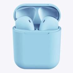 tai nghe bluetooth khong day, tai nghe không dây ,Tai nghe bluetooth 5.0 i12/ inPods 12 – Bảo hành 12 tháng 1 đổi 1