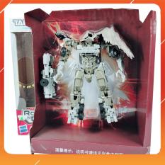 Đồ Chơi Noel – Robot Biến Hình Lắp Ghép – Đồ Chơi Trẻ Em Toy Mart