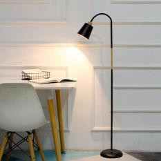 Đèn cây đứng trang trí phòng khách, đọc sách phòng ngủ phong cách sang trọng Châu Âu