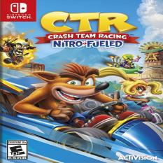 Thẻ Game Switch – Crash Team Racing Nitro Fueled