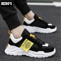 Giày Sneaker Vải Cao Cổ Nam Nữ Hàn Quốc – Giày Thể Vải Nam Nữ Hàn Quốc – Giày Đôi – Giày Cao Cổ – Giày Vải – (GIÁ CỰC RẺ)