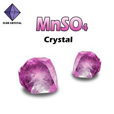 MnSO4 – nguyên liệu nuôi tinh thể hồng ngọc 🍓