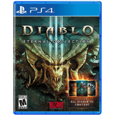 Đĩa game Diablo Eternal Collection PS4