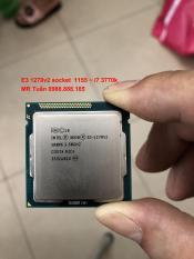 Bộ xử lý Intel® Xeon® E3-1270 v2 8M bộ nhớ đệm, 3,50 GHz