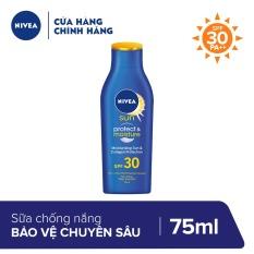 Sữa Chống Nắng Bảo Vệ Da Chuyên Sâu Nivea SPF30 PA++ 75ml – 85597