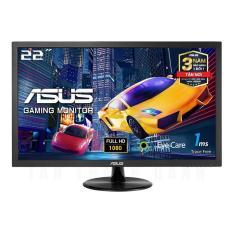 Màn hình Gaming ASUS VP228NE – 21,5 inch, Full HD, 1ms Khử nhấp nháy, Bộ lọc ánh sáng xanh – ASUS VP Series VP228NE Monitor