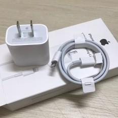 Sạc nhanh iphone 18W Sạc Nhanh Adapter Dành Cho iPhone X XS 11 11Pro Max Sạc iPad | Usb-C To Lightning |
