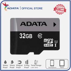 Thẻ nhớ Adata Micro SDHC 32GB class 10 – Bảo hành trọn đời