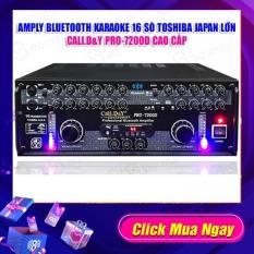 XẢ KHO Amply Bluetooth Sân Khấu Karaoke Hội Thảo Gia Đình Cali.D&Y PRO-7200