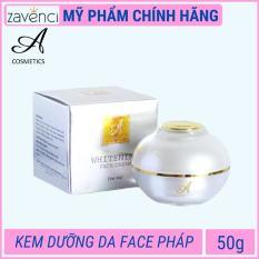 [HCM]Kem face pháp dưỡng trắng da mặt- giam thâm nám hiệu quả (50gram)