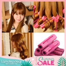 [FS 99K + COMBO GIẢM GIÁ 12K] Combo 6 lô uốn tóc NIGHT SET CURLER – Tạo kiểu tóc xoăn siêu nhanh siêu tự nhiên cho bạn gái – Lamdepdeal