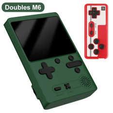 """Máy game cầm tay M6- tích hợp sẵn 500 trò chơi NES – 8 Bít – 3""""TFT Classic – Phiên bản 2021 – Tay cầm cho 2 người chơi"""
