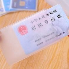 COMBO 5 vỏ bọc thẻ ATM bằng lái thẻ sinh viên