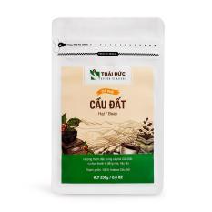 Thái Đức Coffee – Cafe Cầu Đất Hạt 250gr – Cà phê sạch nguyên chất 100%