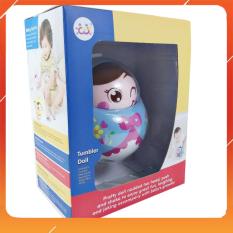Đồ Chơi Noel – Trẻ Sơ Sinh Lật Đật Ngộ Nghĩnh – Đồ Chơi Trẻ Em Toy Mart