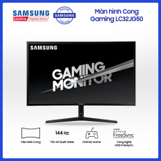 Màn hình cong gaming Samsung 32 inch LC32JG50FQEXXV – LCD