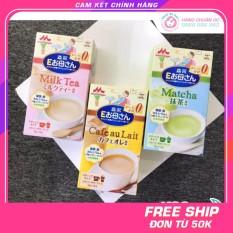 Sữa Bầu MORINAGA Nội Địa Nhật (3 Vị Matcha/Trà Sữa/Cà Phê) – xuất xứ Nhật(Trà Sữa)