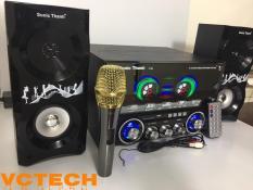Loa vi tính 2.1 Bluetooth- Karaoke SONIC 3184, Phiên bản 2018