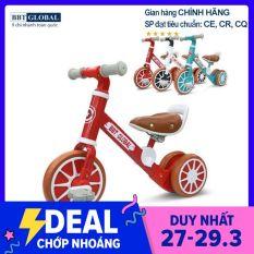 Xe chòi chân 3 bánh thăng bằng cho bé Q6 – xe tập đi, xe thăng bằng, đồ chơi trẻ em