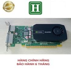 Card màn hình Nvidia Quadro 600 1Gb – 128bit GDDR3 chính hãng bảo hành 6 tháng