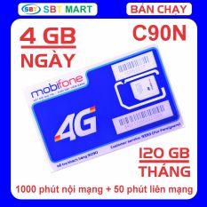 Sim 4G C90N Miễn Phí Tháng Đầu