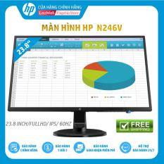 Màn hình máy tính HP N246v 23.8-inch Monitor,3Y WTY-1RM28AA – Hàng Chính Hãng