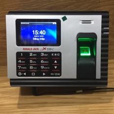 Máy chấm công vân tay và thẻ cảm ứng RONALD JACK X-938C