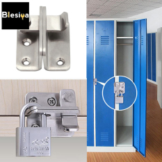 Blesiya Khoá cửa tủ 62x52mm bằng thép không gỉ chất lượng cao chốt bảo vệ an toàn mạnh mẽ – INTL
