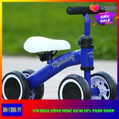 Xe chòi chân 4 bánh Do Choi PC (Hà Nội) giữ thăng bằng khung bằng thép siêu chắc chắn an toàn cho bé từ 2 đến 5 tuổi
