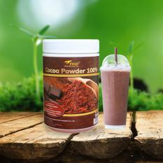 Bột cacao nguyên chất giá rẻ chuyên dùng Pha chế cho các quán Coffee Figo 500g