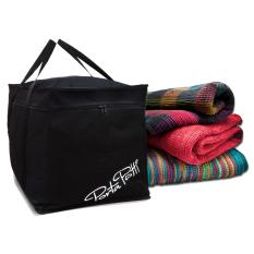 Túi hộp đựng chăn mền, quần áo chống bụi chống thấm có quai xách tiện dụng – buybox