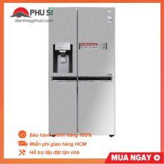 Tủ Lạnh Side By Side Inverter LG GR-D247JS (601L)
