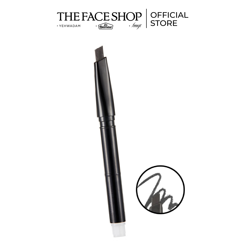 Lõi Chì Kẻ Chân Mày TheFaceShop Designing Eyebrow Pencil Refill