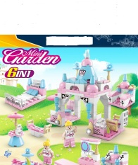 Đồ Chơi lego cho Bé Gái khu vườn cổ tích, công viên tuổi thơ, thành phố vui nhộn – Safron minhhanh588