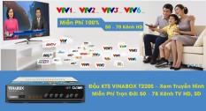 Đầu thu DVBT2 – VINABOX T220s Truyền Hình Số Mặt Đất Miễn Phí