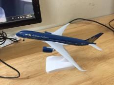 Mô hình máy bay 20cm có bánh xe