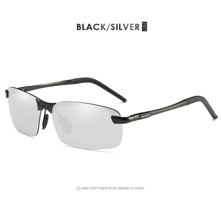Mắt kính phân cực UV chống chói gọng kim loại MK1803
