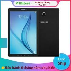 Máy tính bảng Samsung Galaxy Tab E 8.0 tặng đế dựng, 2 phần mềm tienganh123, luyenthi123