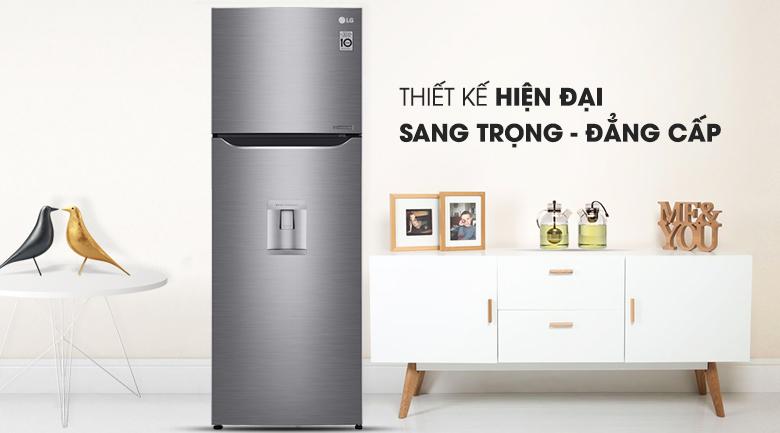 Tủ lạnh LG Inverter 255 lít GN-D255PS