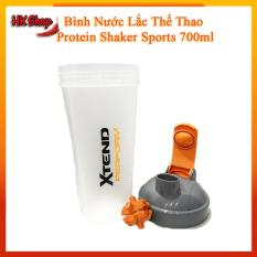 Bình nước lắc thể thao Protein Shaker Sports 700ml – Bình Lắc Tập Gym