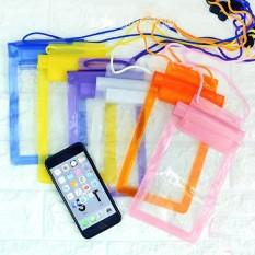 Bộ 2 túi chống nước cho điện thoại thích hợp đi mưa,du lịch và bơi lội