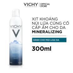 Xịt khoáng dưỡng da Vichy Mineralizing Thermal Water 300ml giúp cấp ẩm và bảo vệ da