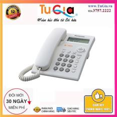 Điện thoại bàn Panasonic KX-TSC11 (Trắng)