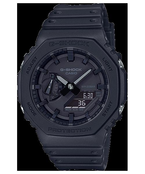 Đồng hồ Casio G-Shock Nam GA-2100-1A1 chính hãng chống va đập, chống nước 200m – Bảo hành 5 năm – Pin trọn đời