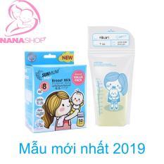 Túi trữ sữa Sunmum ( loại 50 miếng )