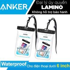 Túi chống nước ANKER Waterproof Phone Pouch (Bộ 2 cái) – B7095 – Đại lý ủy quyền Lamino