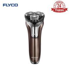 Máy cạo râu 3 lưỡi kép chống nước toàn thân FLYCO FS379VN